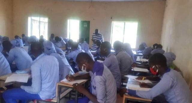 WAEC conducts exams in Chibok 6 years after abduction of schoolgirls lindaikejisblog  5