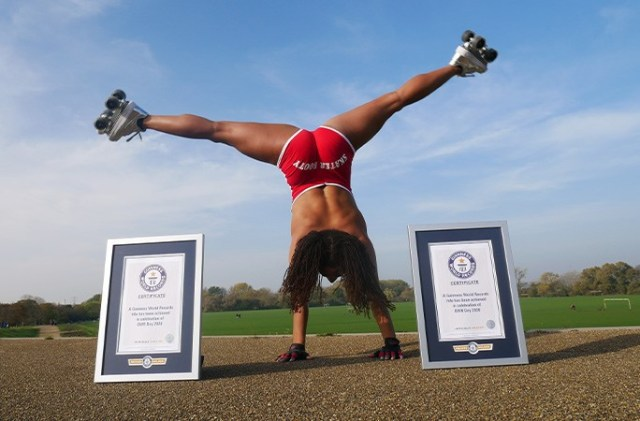 Nigerian Born British Tinukes Orbit breaks two new records for Guinness Word Record Day 2020 lindaikejisblog 4