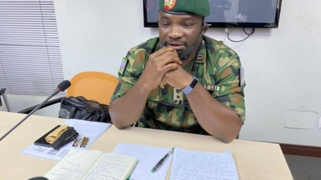 We took live bullets to Lekki tollgate - Nigerian army admits lindaikejsblog