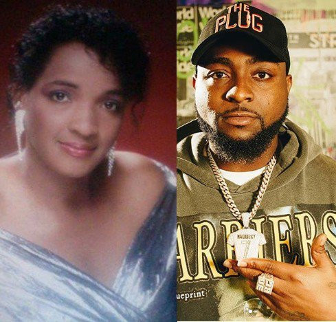 Davido shares letter he wrote to his late mum