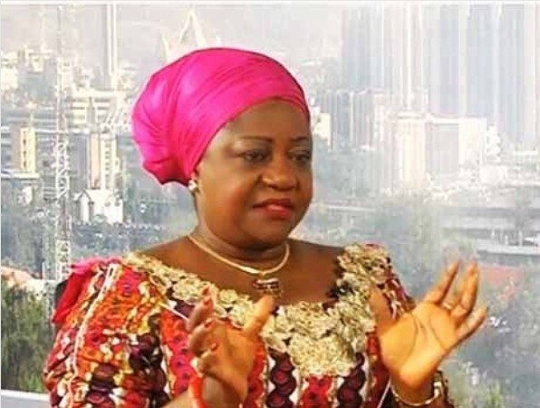 Criminalizing an ethnic group because you don't like Buhari's face is fishing for trouble - Presidential aide, Lauretta Onochie warns lindaikejisblog