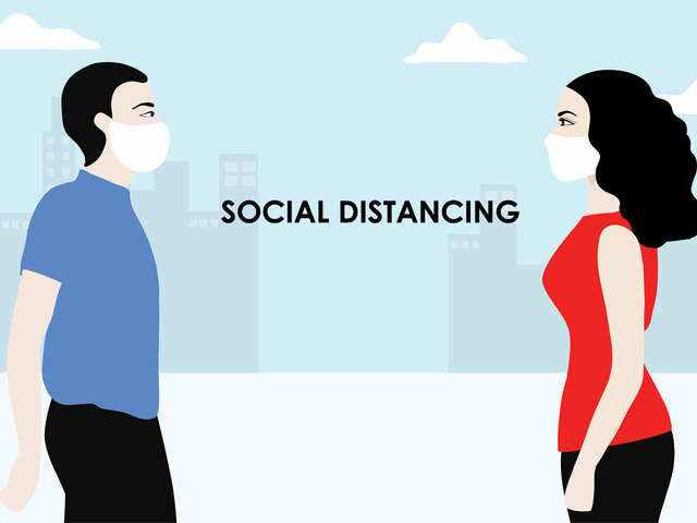 Social distancing may have to remain in place until end of year