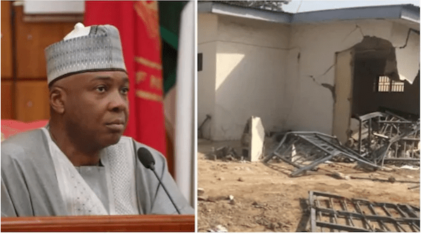 Court strikes out Saraki's lawsuit challenging demolition of Ile Arugbo