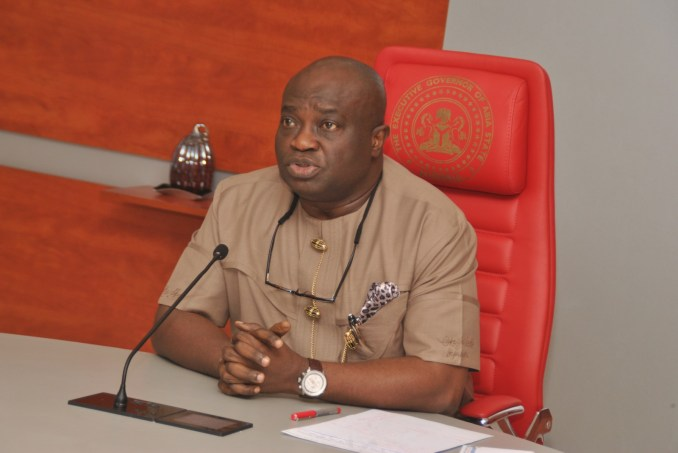 We pay compensation of N100,000 to farmers and herders if there's destruction due to a misunderstanding - Governor Okezie Ikpeazu