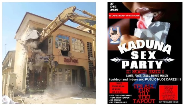 There was no sex party in Kaduna - Police witnesses tell court