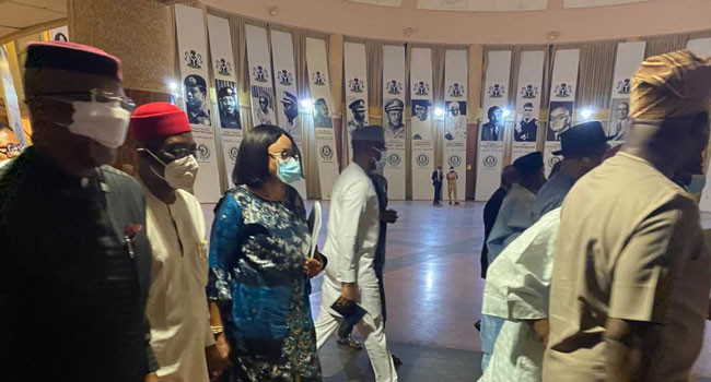 We are totally opposed to ethnic profiling of crime - Nigeria Governors Forum