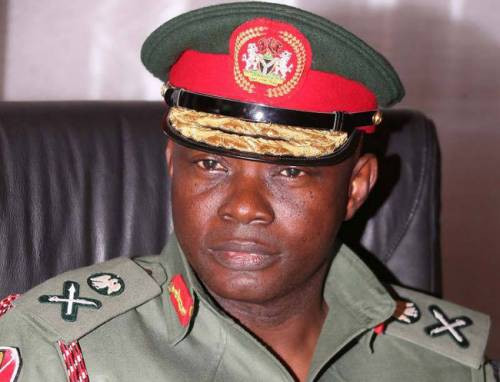 Nigeria's next war will be in the forests - Former Chief of Defence Staff Abayomi Olonisakin