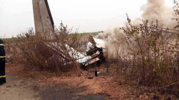 Update: Nigerian Air Force confirm deaths of 7 personnel in Abuja plane crash