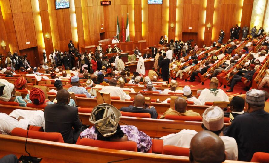 Senate adjourns plenary till April 13