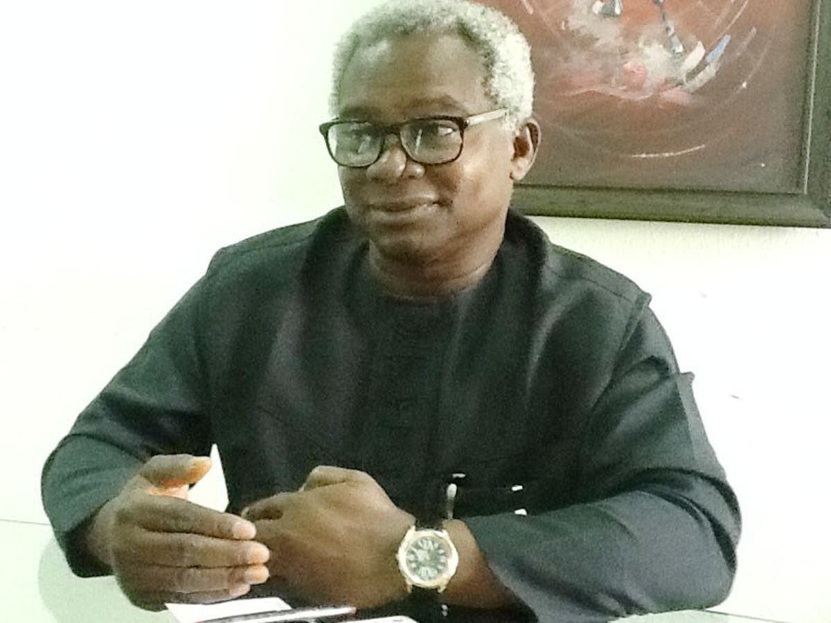 Insecurity we now talk about here and there is the investment of PDP - VON DG Osita Okechukwu