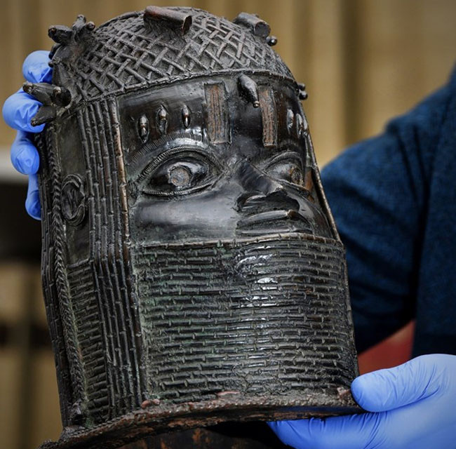 UK University to return stolen Benin Bronze to Nigeria 1