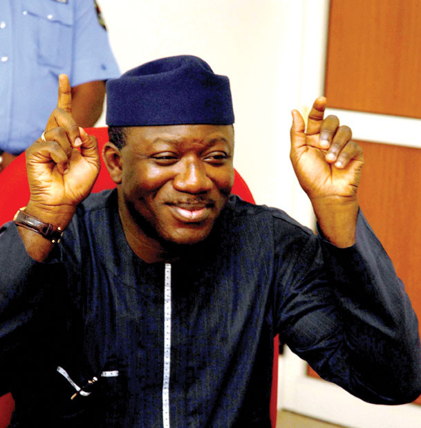 Any serious-minded politician will give it a shot - Governor Fayemi