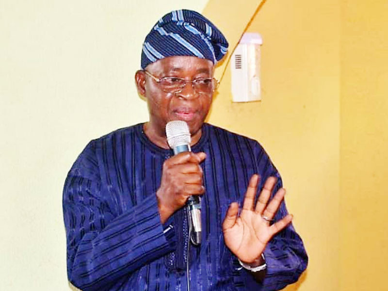 Centralised policing system is not working - Governor Oyetola
