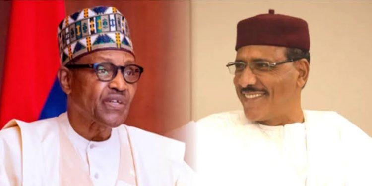 Buhari receives newly sworn-in President of Niger Republic