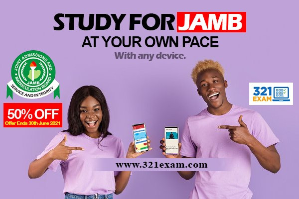 321 Exams slashes prices of JAMB preparatory classes by 50%