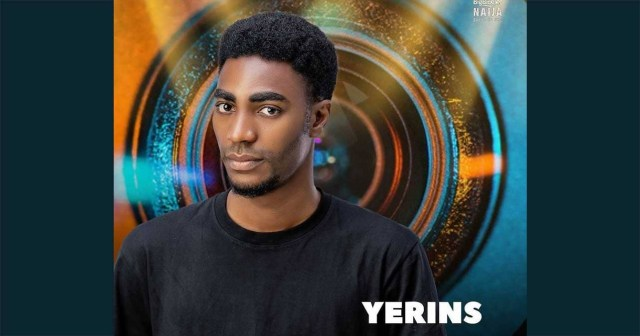 Yerins narrates how his ex-girlfriend duped him for a muscular guy