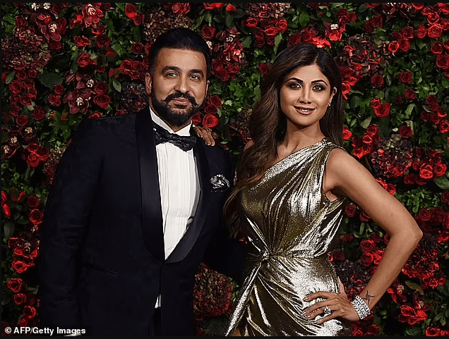 Police seize 48 terabytes of adult' images and videos during raid on Bollywood star Shilpa Shetty's home amid her husband Raj Kundra's ongoing pornography case.