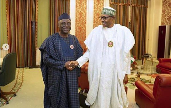God has turned against you - Pastors Bakare says as he speaks up against President Buhari