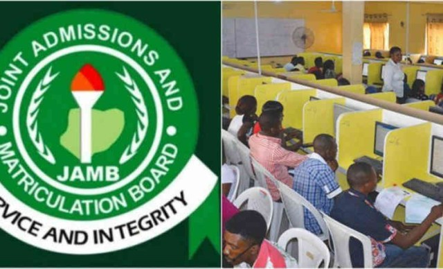 JAMB withdraws candidate result for impersonation