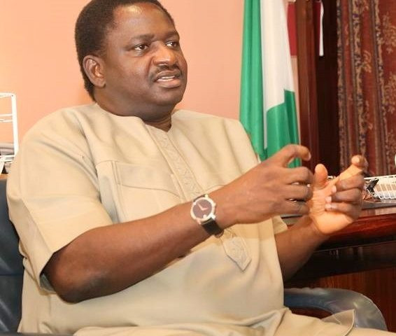 Between now and 2023 therell be more confusion in PDP - Femi Adesina