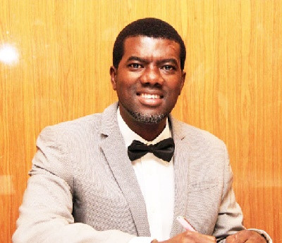 The internet is rich with legitimate means of making consistently clean money, I wonder why people still do yahoo - Reno Omokri