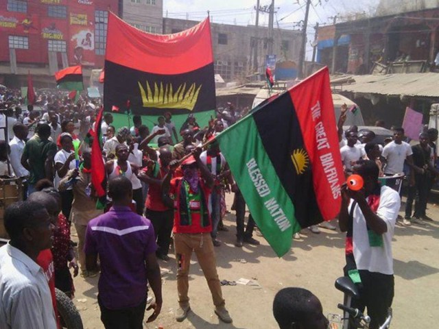 South-east will be on lockdown every Monday till Nnamdi Kanu is freed - IPOB