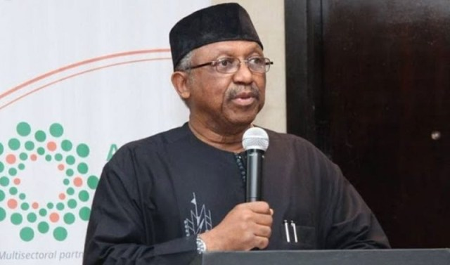 Nigeria now experiencing third wave of COVID-19 - Minister of Health, Osagie Ehanire Nigeria now experiencing third wave of COVID-19 - Minister of Health, Osagie Ehanire