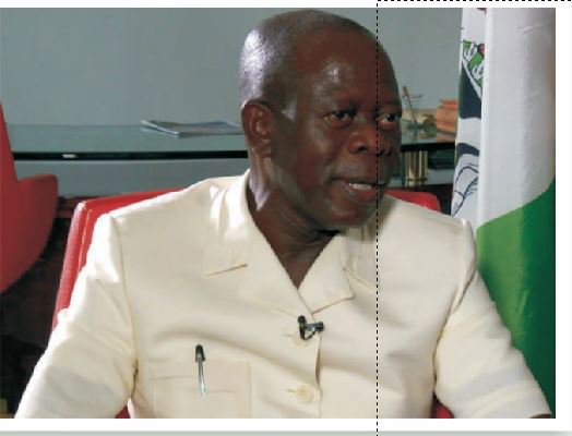 Im no longer interested in chairing APC - Oshiomhole