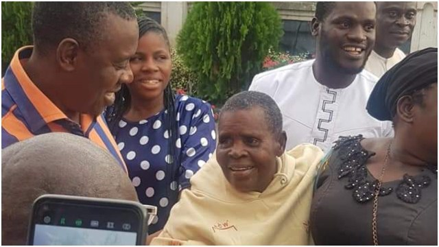 Kidnapped 80-year-old mother of Bayelsa SSG regains freedom after 32 days in captivity