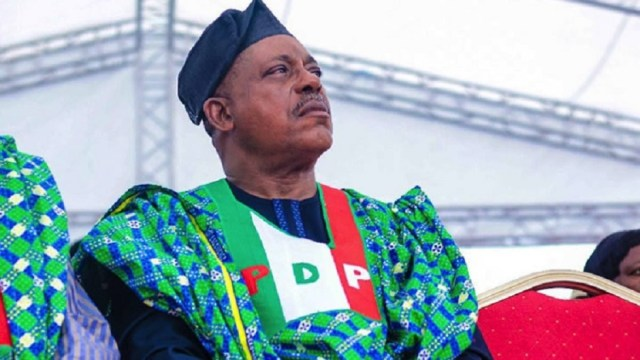 Secondus reacts to court order stopping him from parading himself as PDP national chairman