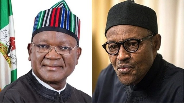 Governor Ortom is using language reminiscent of Rwandan genocide to knowingly cause deaths of Nigerians - Presidency