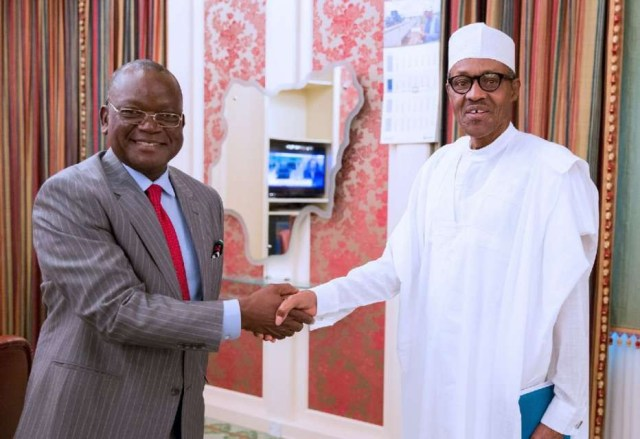 Focus on ending the killing of innocent Nigerians fix the economy and stop the stinking corruption under your watch  Ortom fires back at presidency