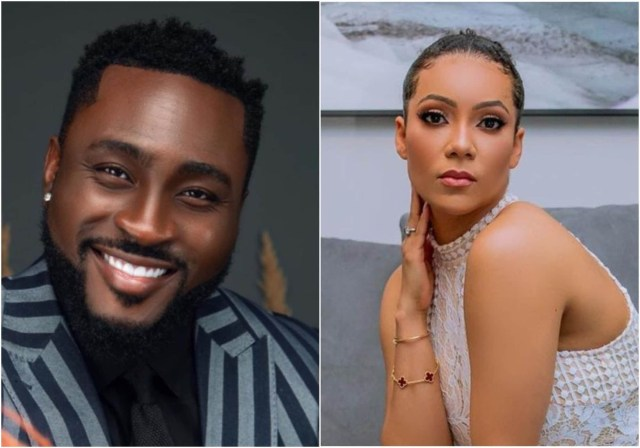 I fingered Maria, she also fingered herself, stroked my dick and put her fingers in my mouth - Pere reveals