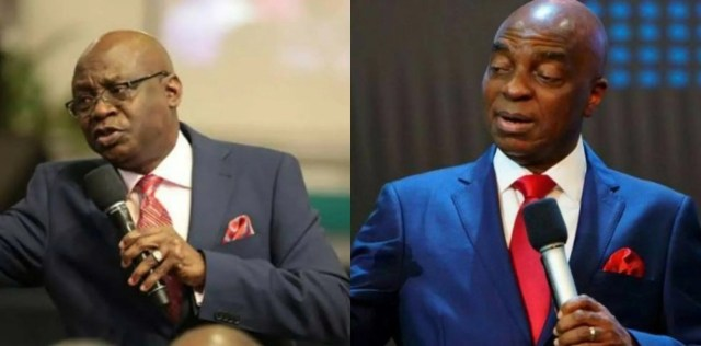 I dont know why Oyedepo makes noise about his private jet  Pastor Tunde Bakare