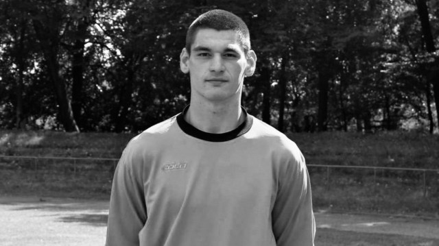 Goalkeeper, 23, dies after his 'tongue rolled backward' following horror collision with opposition player during a match