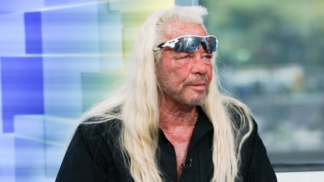 Dog The Bounty Hunter addresses allegations of being homophobic and racist says he thought he had a pass to use the N-word  1