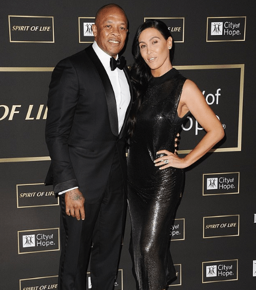 Dr. Dre sues ex-wife Nicole Young for allegedly stealing money from his recording studio company