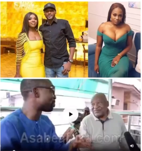 Video of Pero Adeniyis father saying she is married to Tuface shared online