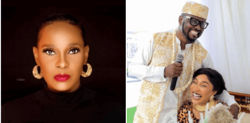 It is despicable and gut-reaching to record a person's voice call in their most vulnerable state - Actress Chiege Alisigwe criticizes Prince Kpokpogri over audio recording of ex-girlfriend Tonto Dikeh