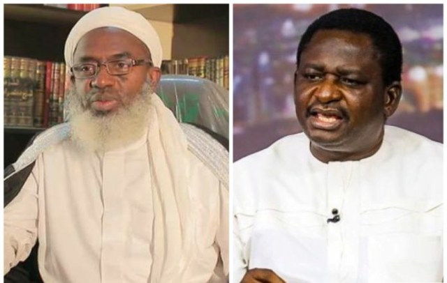 You are a bootlicker - Gumi fires back at Adesina over 'bandit-lover' tag