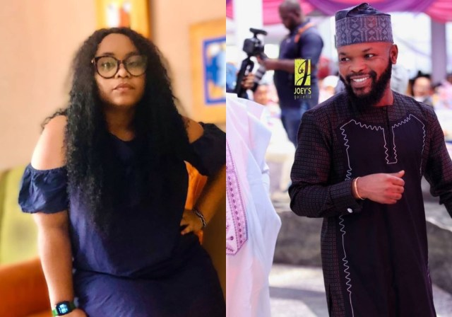 Uzoamaka Ohiri grilled by Police and allegedly barred from tackling ex-husband OAP Nedu on social media