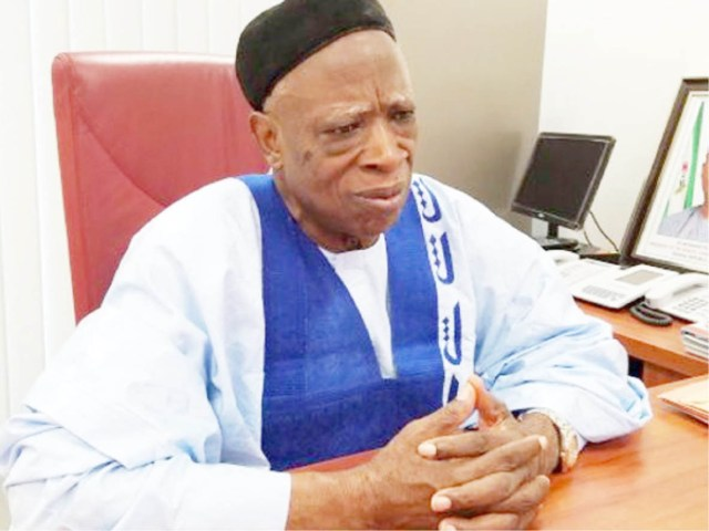 I sympathize with Igbos but zoning presidency is unconstitutional - Former Nasarawa state Governor Abdullahi Adamu