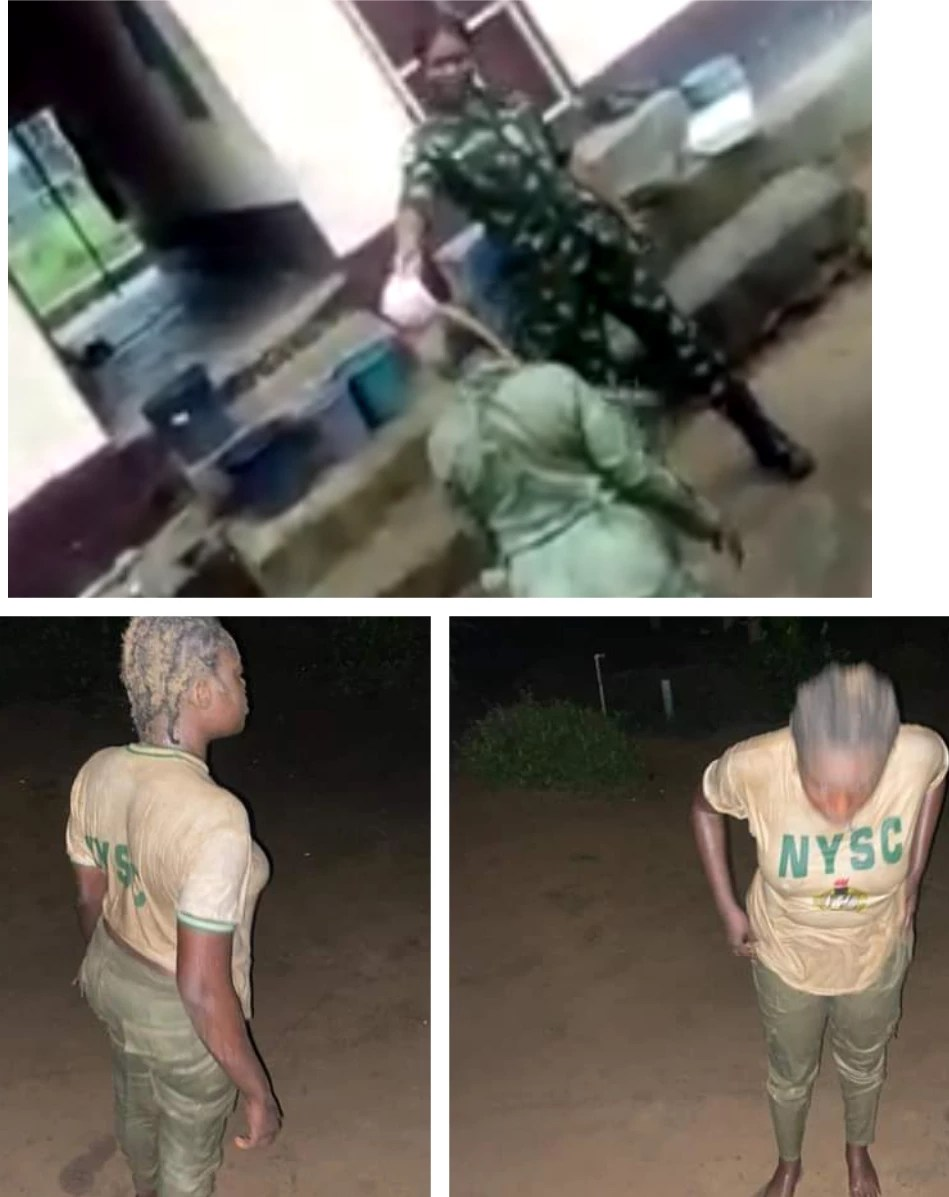 Highly unprofessional and unacceptable- Nigerian Army reacts to video of its officer assaulting a youth corper in Calabar