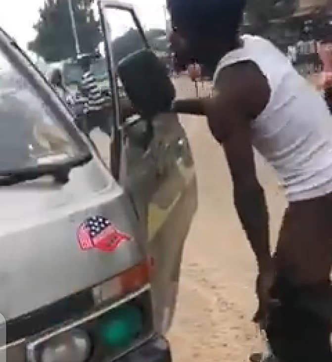 Drama as fugitive defecates and sprays officials with faeces to avoid arrest