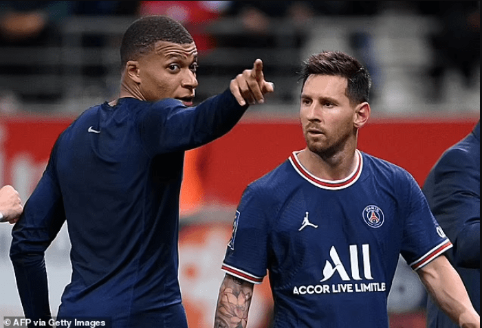 Lionel Messi should respectKylian Mbappe at PSG'because he's No 1' -ex-Arsenal andChelseastriker, Nicolas Anelka says