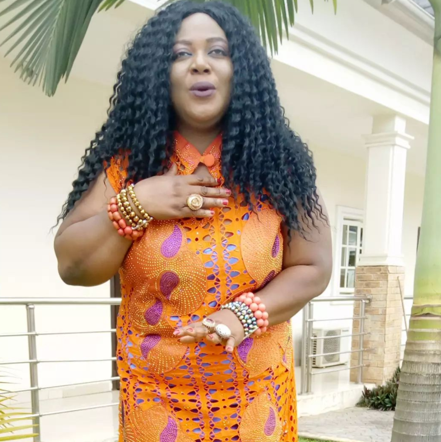 Dont come out of your marriage to go scatter other peoples people homes Actress Uche Ebere tells divorcees