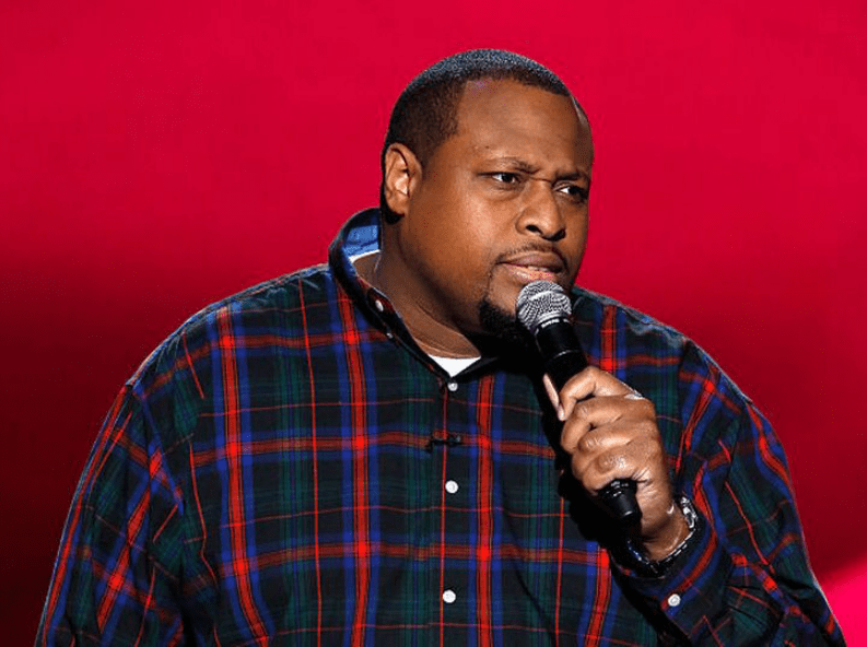 Shameless actor and Last Comic Standing Alum Ricarlo Flanagan dies at 40 after contracting COVID