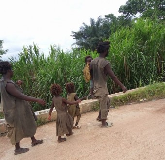 Female Youth corper writes about an inseparable family of 5 battling mental illness in Cross River State