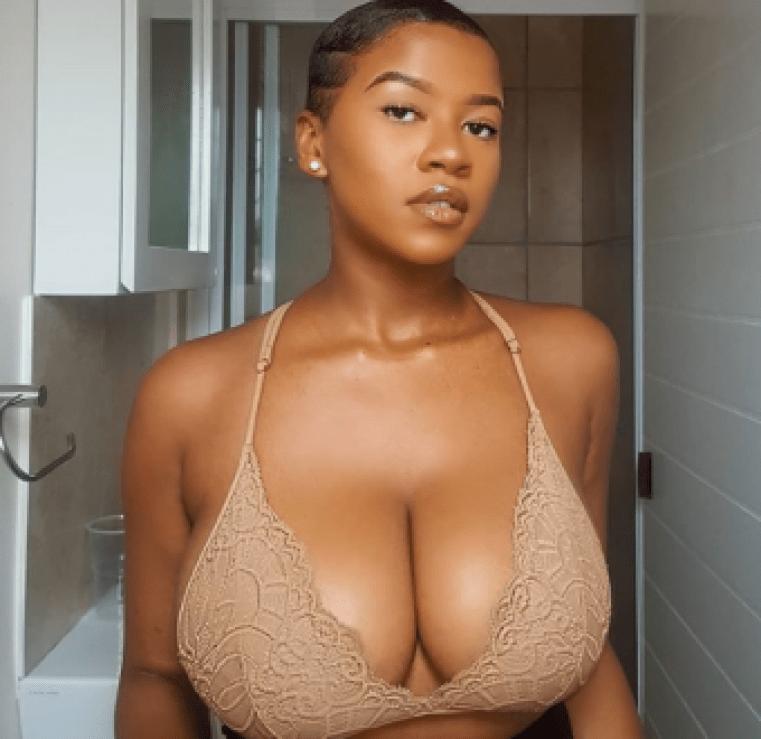 Photos: Une nigériane donne 10 raisons pour lesquelles les hommes devraient aimer les gros seins