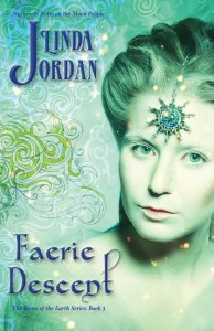 Book Cover: Faerie Descent